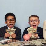 تربیت فرزندانی کارآفرین و ثروتمند