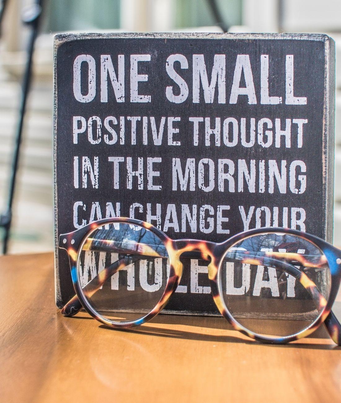 تبدیل کردن افکار منفی به مثبت